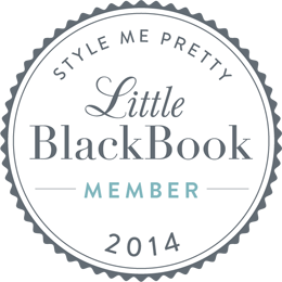 2012 Little Black Book Member from Style Me Pretty